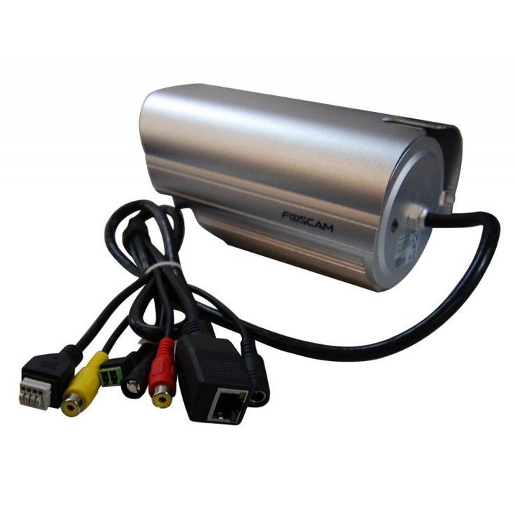 Foscam FI9805E * POE HD IP Kamera * H264 * 1,3 Megapixel * 30m Nachtmodus