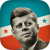 Take the JFK Challenge – fly to the moon or help people around the world! This immersive app from the John F. Kennedy Presidential Library transports kids back in time to train for the Apollo 11 mission where they try on a space suit, steer a spacecraft, and land a crew safely on the moon. As Peace Corp volunteers, players travel to a village in Colombia to build hospitals, dig waterways for clean drinking water, and get to know the local culture.