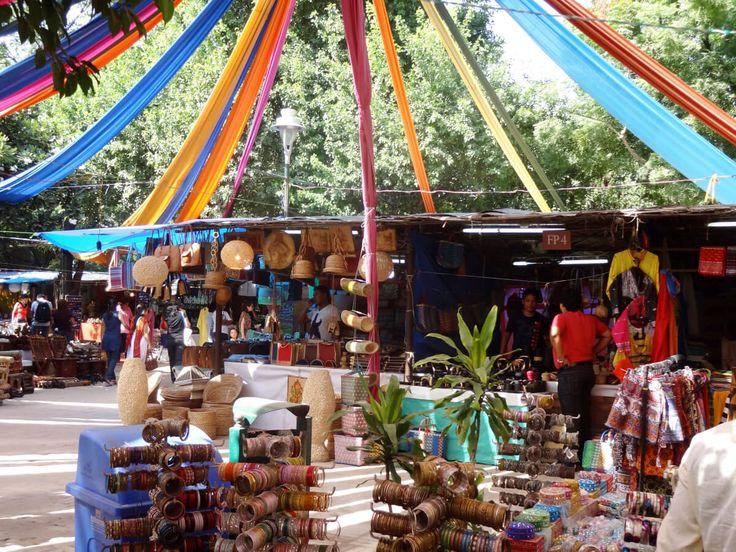 Tibetan Market, Janpath Janpath