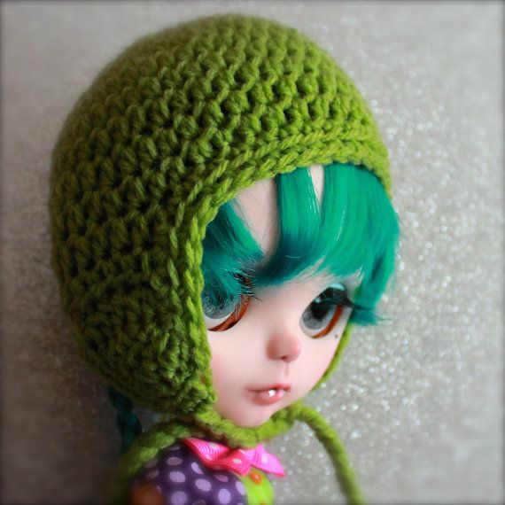 Crochet Hat Pattern For Blythe : 17 Best images about Amigurumi by EssHaych on Pinterest ...