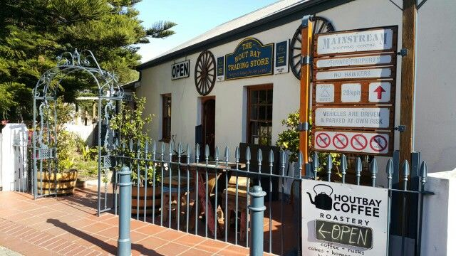 Houtbaai (Hout Bay) Coffee Roaster - an absolute gem of a coffee experience. Great coffee and home made food in one of Cape Town's oldest buildings....do not miss this one! #houtbay #coffee # coffeeroaster