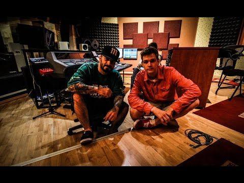Levi - Freestyle In Studio (filmed by Uzzi from BUG Mafia) - Ines Studios session