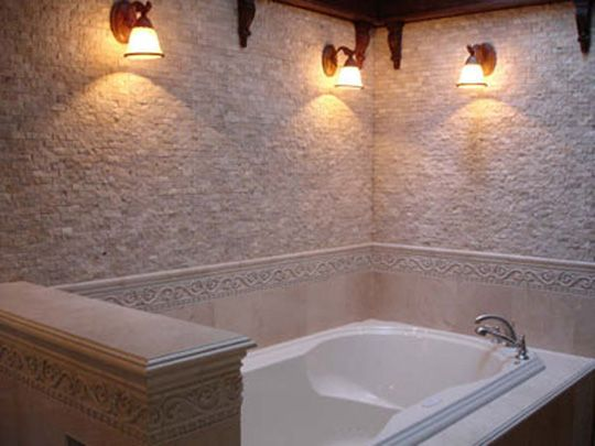 Bathroom Designs   Natural Stone Source Inc.