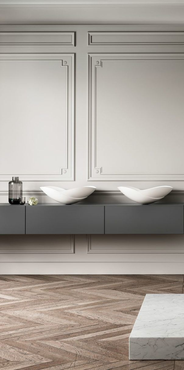 Glamorous Bathrooms by Kelly Hoppen to Copy