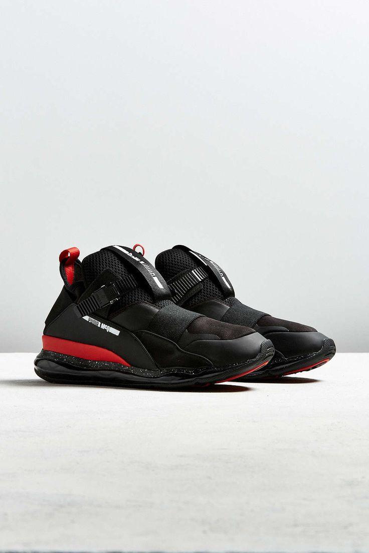 Puma X McQ By Alexander McQueen Cell Mid Sneaker