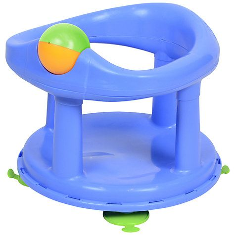Buy Safety 1st Swivel Baby Bath Seat, Pastel Online at johnlewis.com