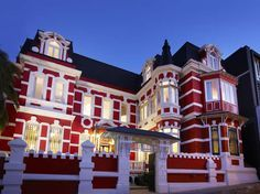 Palacio Astoreca - Valparaiso, Chile
