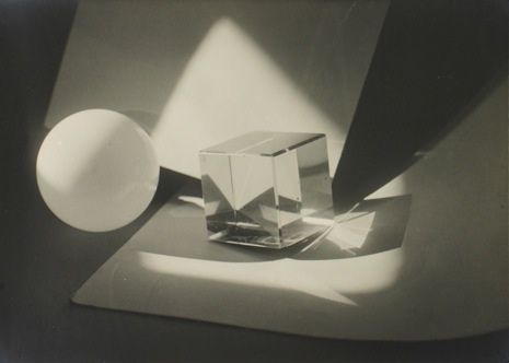 Jaromir Funke, Photographic Construction, c.1923 ●彡