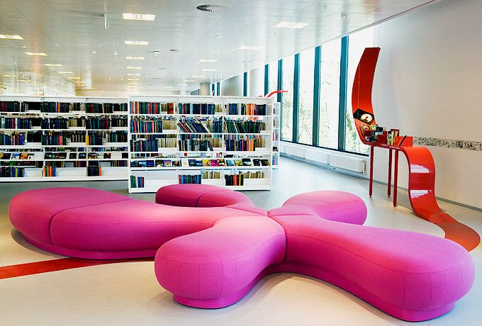 More from Hjorring Library. A Conversation Furniture
