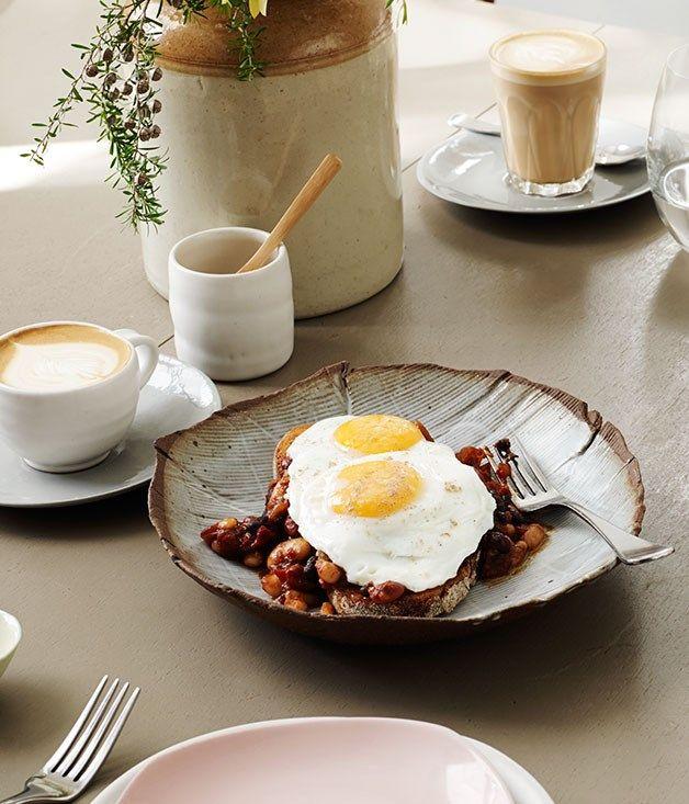 """Baked"" beans | Pinbone, Sydney :: Gourmet Traveller"