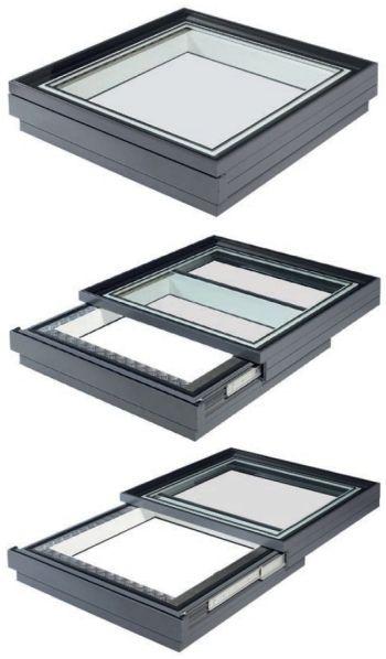 Thermalight Sliding Rooflight