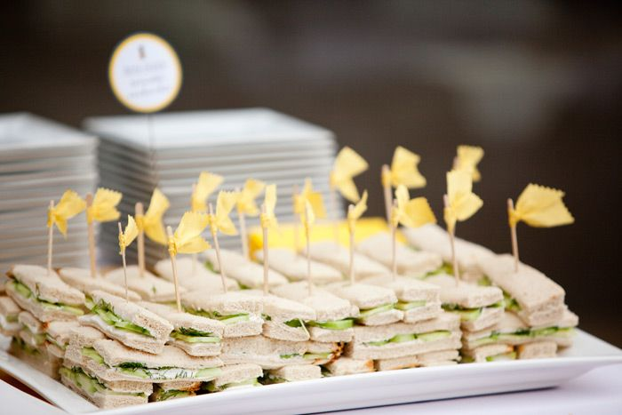 baby shower food sandwiches for denise 39 s shower have the flags