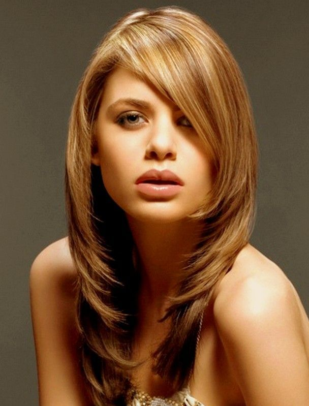 Long Layered Hairstyles For Women Fashion Trends