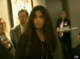 Sheldon Adelson's daughter physically attacks Democracy Now producer at RNC convention. Mmmm. Just today I read a fb thread where a commentator (Republican) said the Dems always behaved like an angry mob. I haven't heard any news of Dem mobs at the convention, but this 'lady' sure behaved in a very mob-like way!
