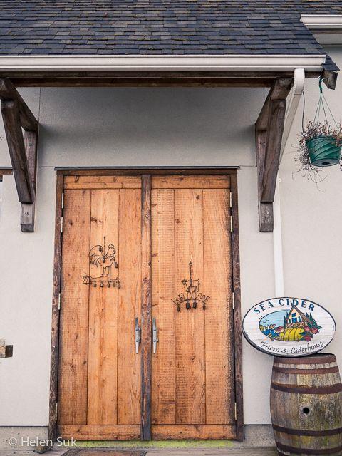 Sea Cider Farm & Ciderhouse: Makers of award-winning craft ciders just outside Victoria, BC. #cider #seacider #victoriabc