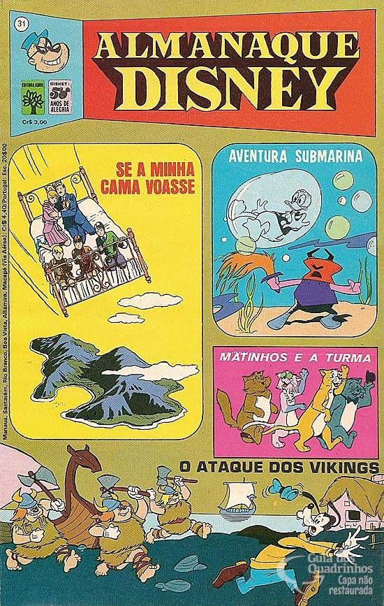 144 best almanaque disney images on pinterest comic book comic almanaque disney n 31abril guia dos quadrinhos fandeluxe Gallery