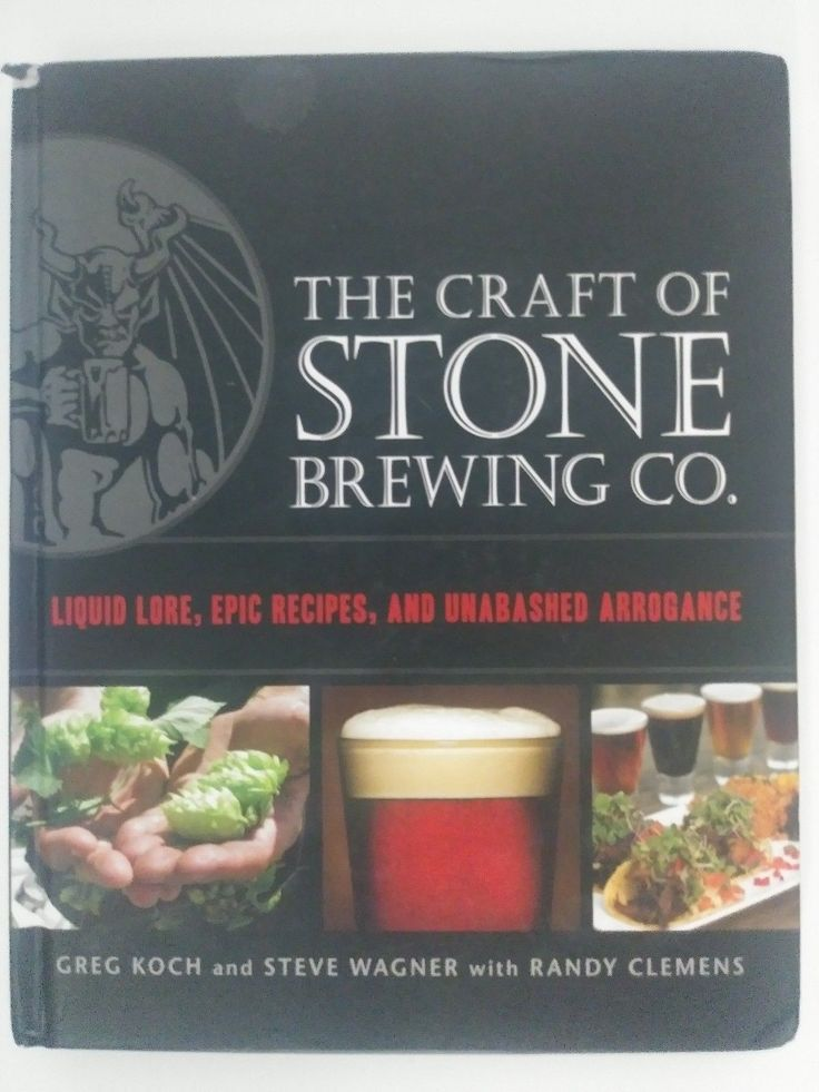 Stone Brewing Co Craft Brewery Liquid Lore Epic Recipes Unabashed
