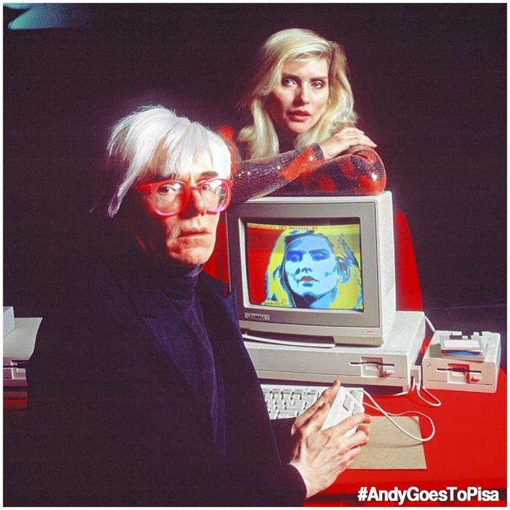 Lunedì 30 settembre parte #AndyGoesToPisa Photo Challenge, la performance creativa sui social che sarebbe piaciuta anche a #Warhol. #pop #art