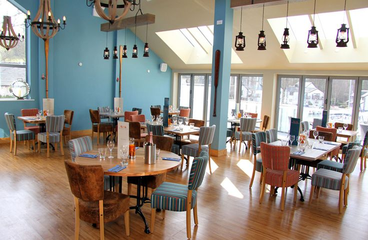 The Boathouse Bar & Restaurant | Windermere Marina Village
