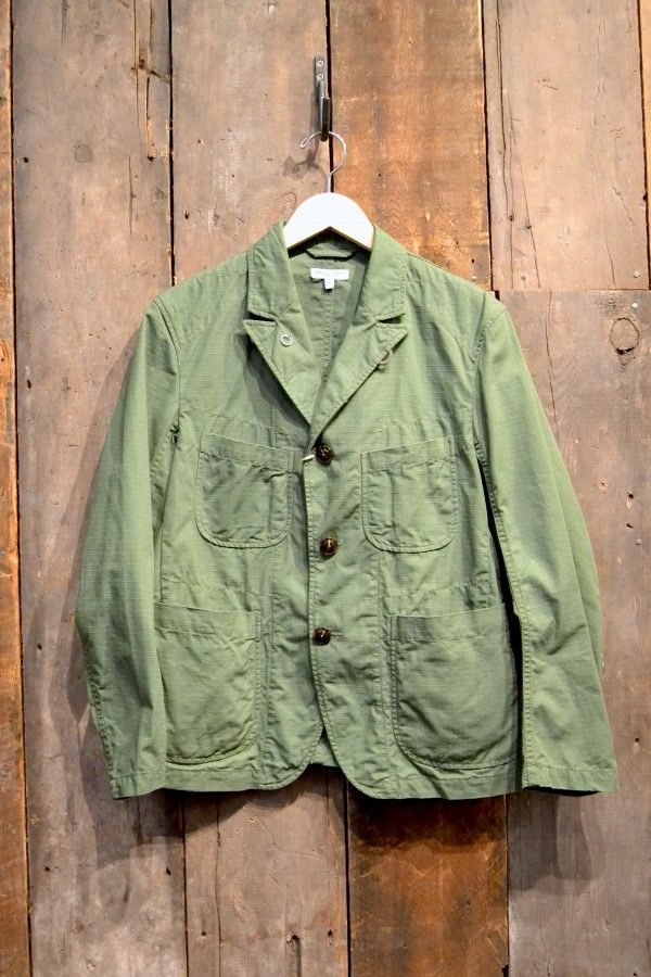 Engineered Garments Bedford Jacket Ripstop