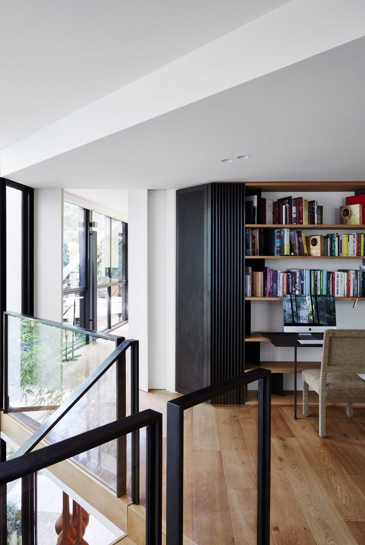 Robin Boyd's Bridge House in Melbourne renovated by Stephen Jolson | study architecture