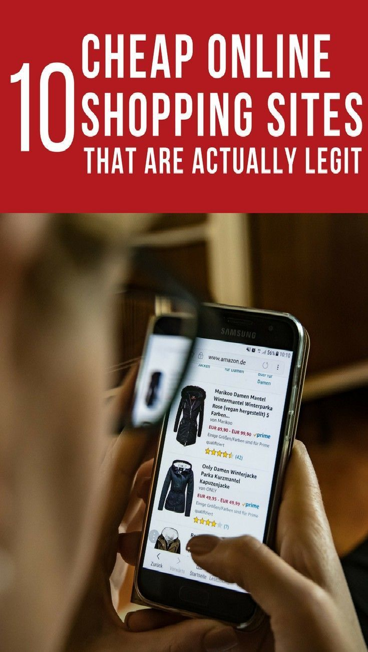 10 CHEAP ONLINE SHOPPING SITES THAT ARE LEGIT | Cheap online