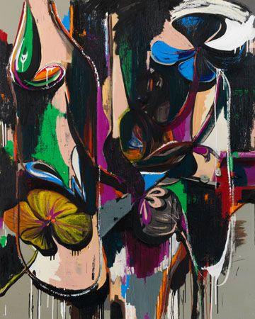 Flame by Adam Saks, 150 x 120 cm, 2013 adamsaks.com