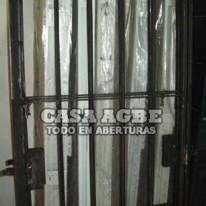 Puertas de reja, puerta reja de seguridad, reja para puertas con cerradura y marco, medidas estandar y especiales. Calidad y precio. Ofertas
