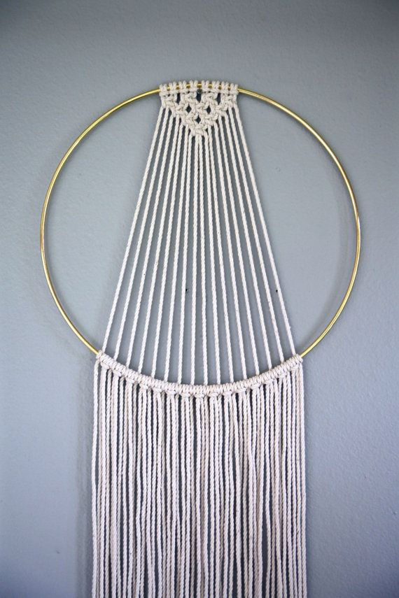 1000 Ideas About Macrame Wall Hangings On Pinterest