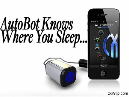 AutoBot Connects Your Cars Dashboard On Your Smartphone