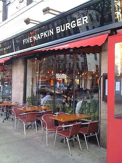 Best Burgers Hells Kitchen Ny