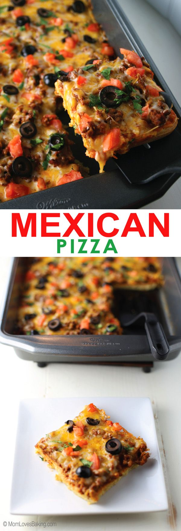 Mexican Pizza! It's like eating a pizza that tastes like a taco. So delish! Plus, it's low carb and gluten free! #KickUpTheFlavor [ad]