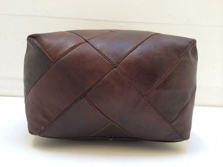 1000 Images About Leather Ottomans And Cocktail Ottomans