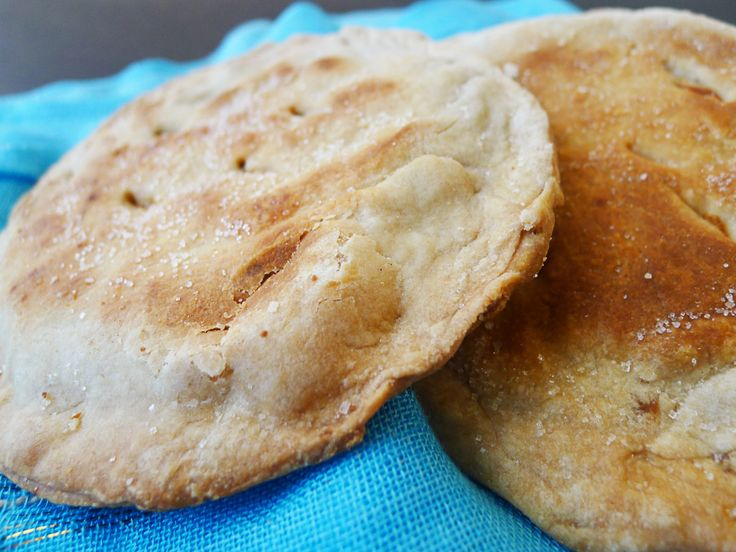 Coyotas de piloncillo, popular en el norte de Mexico / Coyotas are very thin empanada like desserts, mostly eaten in the northern part of Mexico. Pinned on behalf of Pink Pad, the women's health mobile app with the built-in community