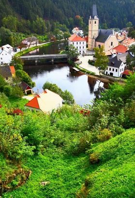 Rožmberk (South Bohemia), Czechia
