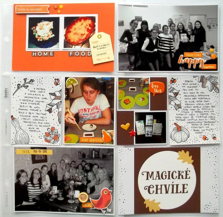 My little paper world...: WEEK 42 a Design Team Call