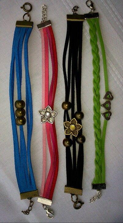 strip bracelets