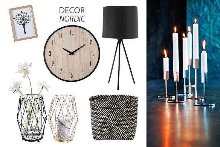 Materiale și culori naturale, design scandinav simplu și minimalist. Sunt caracteristicile celor mai noi produse de decor intrate în gama noastră în această toamnă.   JYSK