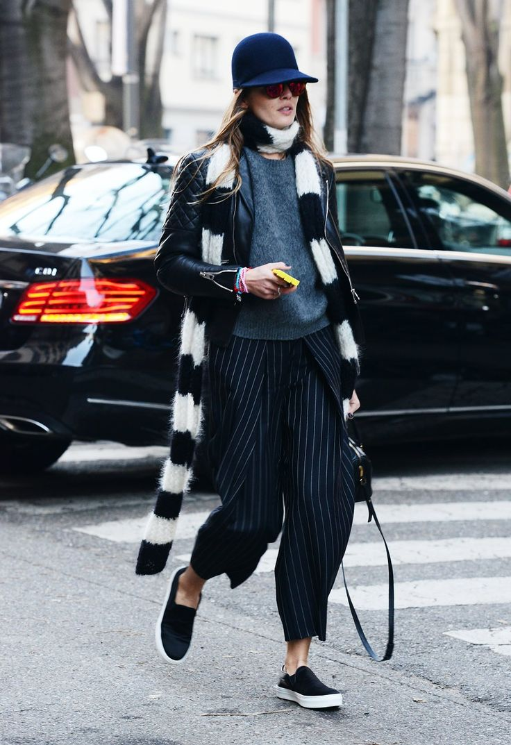 See the outfits Vogue editors are planning for Fashion Week