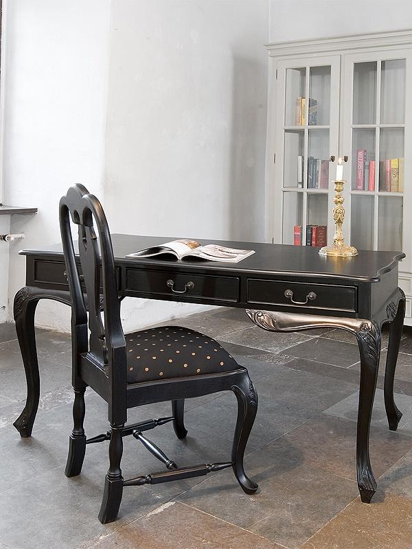 Skrivbord i rokokostil