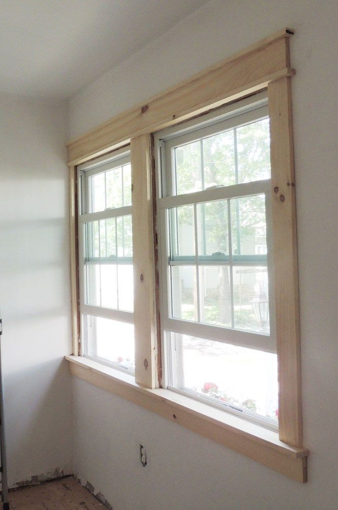 Craftsman Window Trim Tags Interiors Exterior Diy