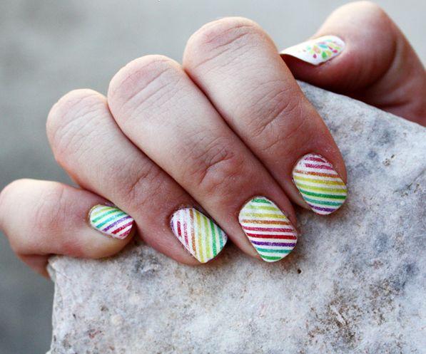 Nail prints
