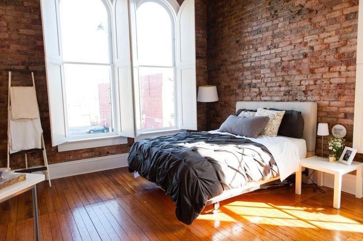 Kelley & Matt's Harmoniously Thrifted Downtown Loft — House Tour | Apartment Therapy