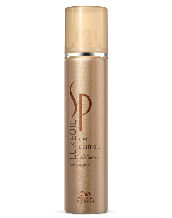 Спрей для восстановления кератина Luxeoil Light Oil Keratin Protection Wella SP купить от 989 руб в Созвездии красоты