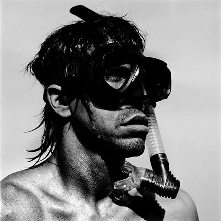 Anthony Kiedis by Anton Corbijn