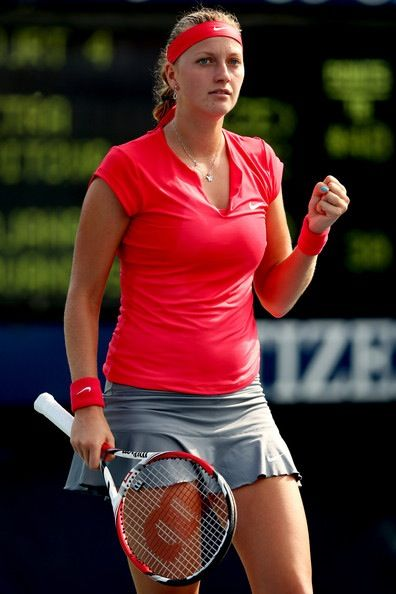 Next week, Petra Kvitová will be trying to lead her #CzechRepublic team to the Fed Cup final.