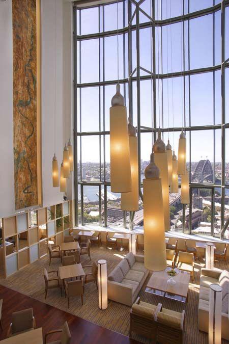 The Shangri-La Hotel Sydney Australia one of the very best hotels