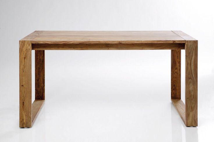 EBAY: Schreibtisch Tisch Arbeitstisch Massivholz Sheesham Nature modern NEU in Möbel…