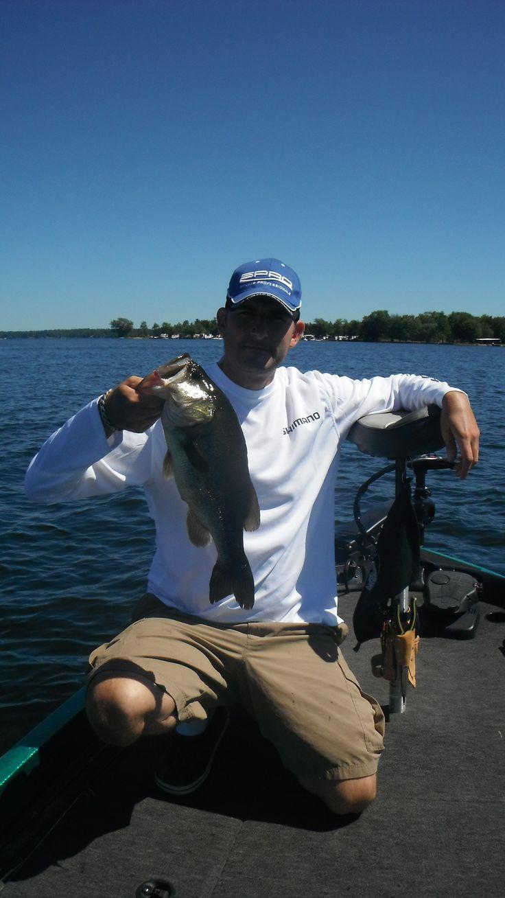 Sparrow Lake July 2012