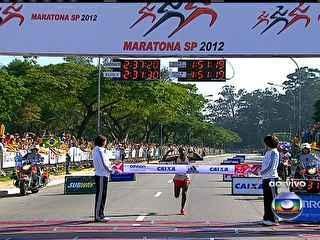 Ex-coletor de lixo, Solonei da Silva bate Quênia e vence Maratona de SP | globoesporte.com